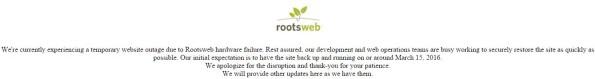 Rootsweb 010316