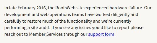 Rootsweb 160316