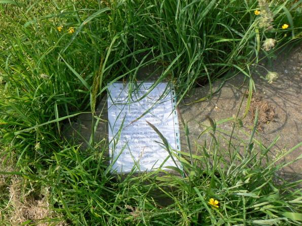 Joseph Howells Headstone
