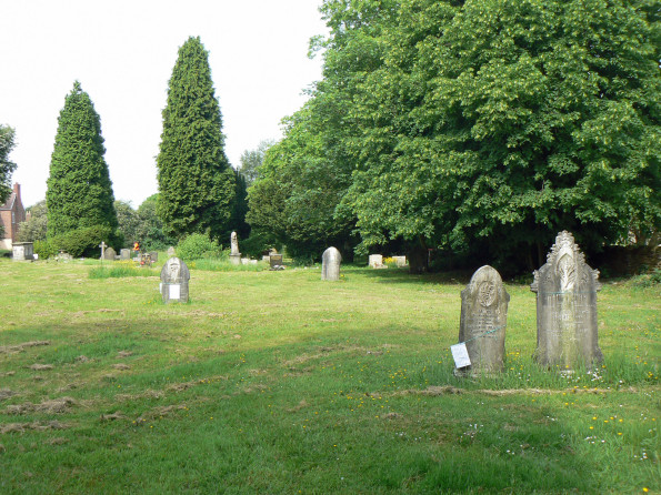 St George Churchyard Telford